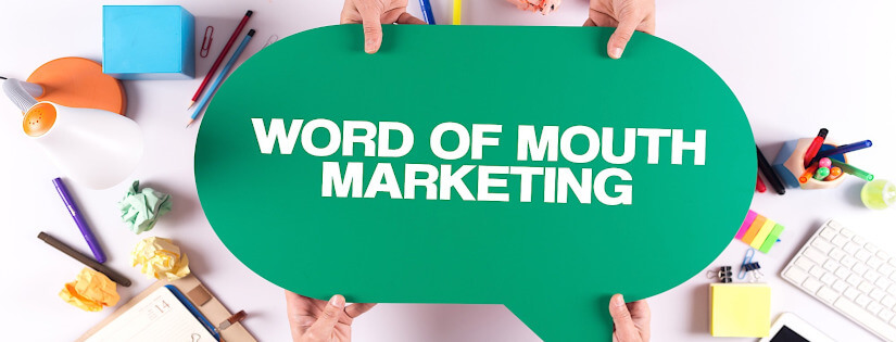 word of mouth marketing 1